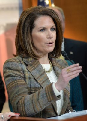 Rep. Michele Bachmann lobbies against National Women's History Museum
