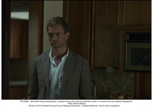 Neil Patrick Harris talks about his 'sweetly creepy' role in 'Gone Girl'