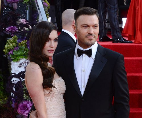 Megan Fox and Brian Austin Green unharmed in car crash