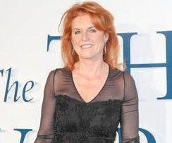 Sarah Ferguson shows off 50-pound weight loss