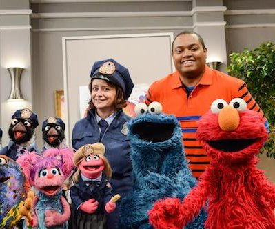 Cookie Monster is getting his own TV special