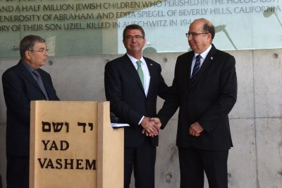 Defense Secretary Ashton Carter seeks to calm Israel after Iran deal