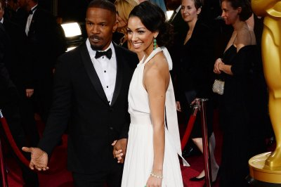 Jamie Foxx's daughter Corinne is named Miss Golden Globe