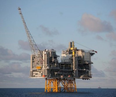 New oil production started in North Sea