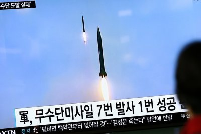 Former U.S. officials meet with North Korea diplomats for informal talks