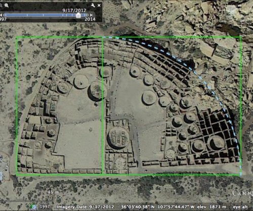 Study: Pueblo architects understand advanced geometry