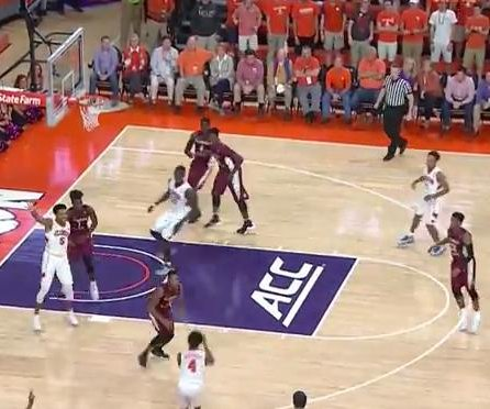 No. 19 Florida State holds off Clemson
