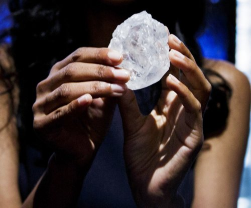 Giant Bling Worlds SecondLargest Diamond Unearthed