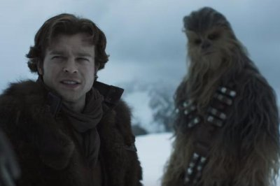 Ehrenreich is young Han Solo in 'Solo: A Star Wars Story' teaser