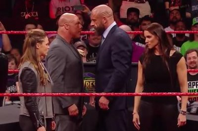 WWE Raw: McMahon slams Rousey, Cena ignored by Undertaker