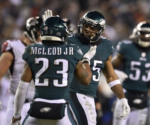 Philadelphia Eagles release LB Mychal Hendricks