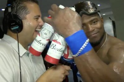 Yasiel Puig guarantees Dodgers will win World Series