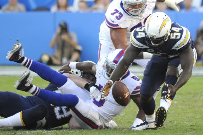 Defense shines for Los Angeles Chargers in win