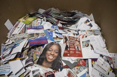 Pile of undelivered mail found in New York woods