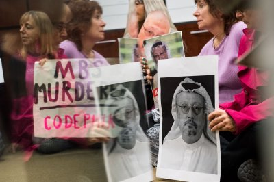 U.S. prohibits entry to 16 Saudis for Khashoggi's murder