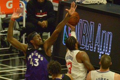Toronto Raptors' Pascal Siakam has shoulder surgery, out 5 months