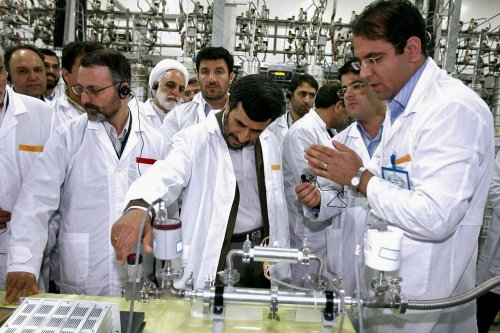 Iran's nuclear program suffering setbacks