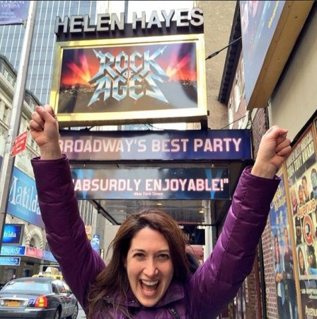 Randi Zuckerberg cast in Broadway's 'Rock of Ages'