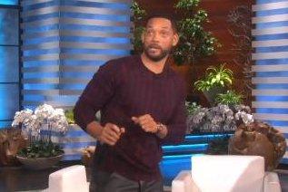 Will Smith raps 'Fresh Prince' theme for Ellen DeGeneres