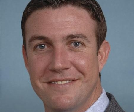 Rep. Duncan Hunter under DOJ investigation