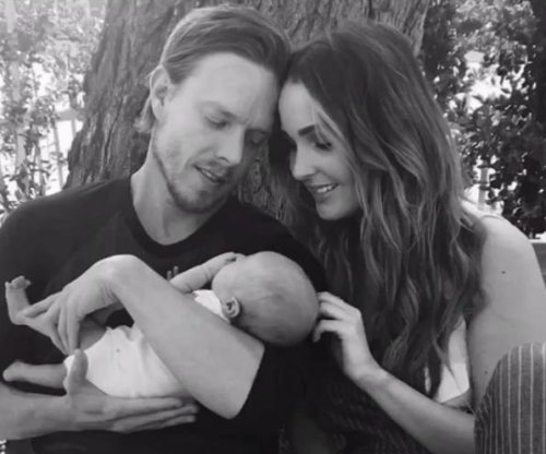 Camilla Luddington welcomes daughter Hayden