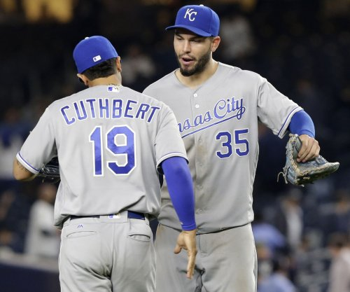 Kansas City Royals shut down Chicago White Sox