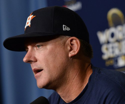 Houston Astros manager A.J. Hinch denies report of altercation