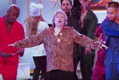 Kathy Bates channels Bruno Mars in 'Lip Sync Battle' preview