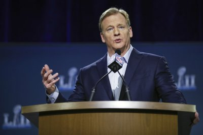 NFL commissioner Roger Goodell wants uniform standards for sports betting