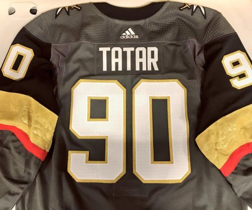 Stanley Cup: Tatar back in lineup for Golden Knights