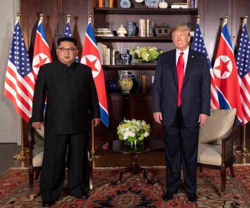 Watch: Trump brings Kim aspirational video showing 'new world'