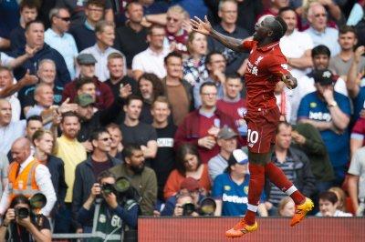 Sadio Mane, Mohamed Salah lead Liverpool over West Ham