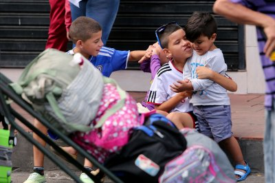 Venezuelan officials hit back at U.N. claim of migration 'crisis'