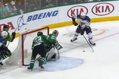 Patrick Maroon nets game-winner as St. Louis Blues beat Dallas Stars