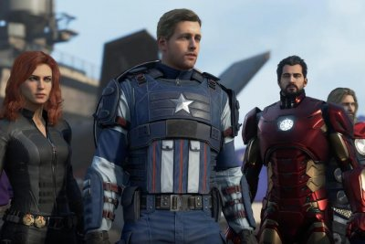 'Avengers' video game: Thor, Iron Man defend San Francisco in new trailer