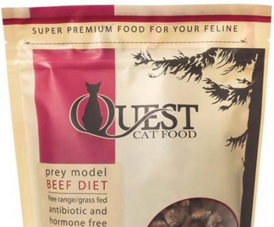 Salmonella concerns prompt recall of some Quest cat food nationwide