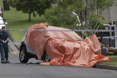 Ex-rugby star Rowan Baxter, family die in 'horrific' Australian car fire