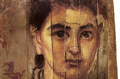 Cracks actually protect historical paintings against environmental fluctuation
