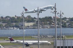 Passengers evacuated from plane at LaGuardia due to 'security threat'