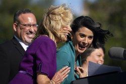 Watch live: Jill Biden hosts Teacher of the Year winners