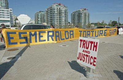 Canadian minister slams Amnesty International