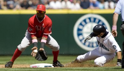 MLB: Seattle 8, Los Angeles Angels 1