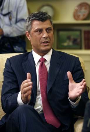 Thaci: NATO deal is unworkable