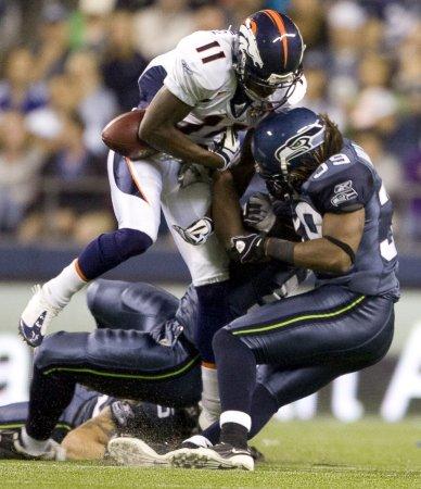 Broncos' McKinley dead in apparent suicide