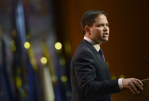 Rubio: No responsible way to smoke pot