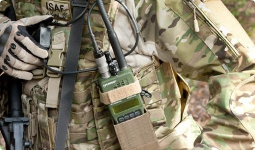 Harris delivers Falcon tactical radios