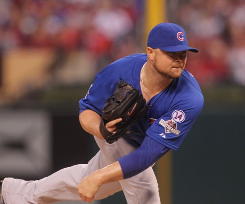 Chicago Cubs to open NLCS with Jon Lester, then Jake Arrieta