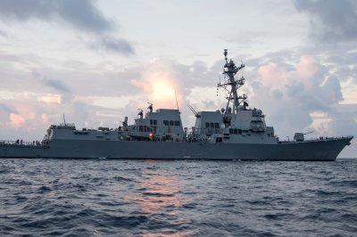Navy accepts delivery of USS Ralph Johnson