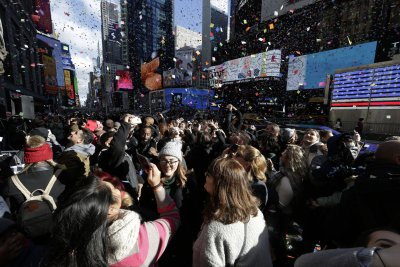 Increased security around the world ready for New Year parties