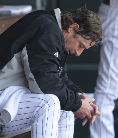 Rockies cut 49-year-old Jamie Moyer